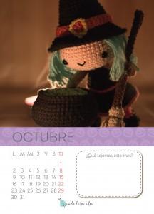 10. Amigurumi Octubre