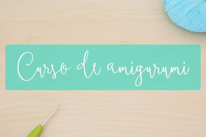 Curso de Amigurumi: Sujetar el ganchillo + Puntos Básicos