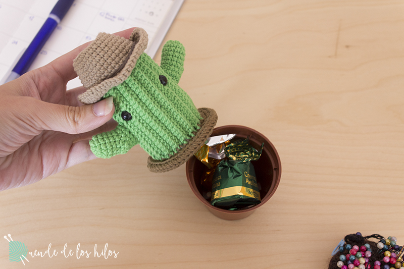 CAL Cactus – ¡Patrón cactus amigurumi GRATIS! – Amigurumi Duende ... | 533x800