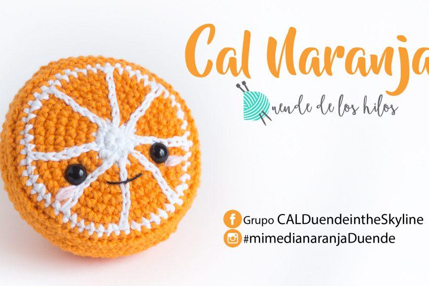 CAL #mimedianaranjaduende – Amigurumi Duende de los Hilos