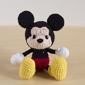minnie amigurumi (3)
