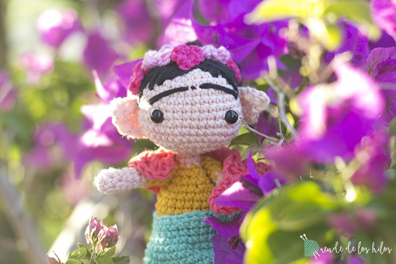 Amigurumis Frida Kahlo : Hoy hay post para duendecillos pokemaníacos! ¿