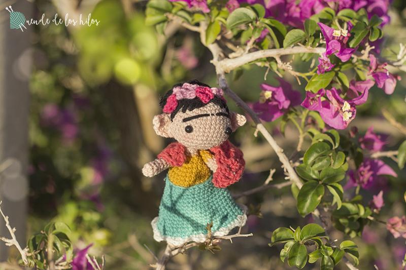 Amigurumis Frida Kahlo : Frida khalo amigurumi amigurumi personalizado u2013 amigurumi duende