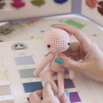 "Materiales para amigurumi: Color ""carne"" o color piel"