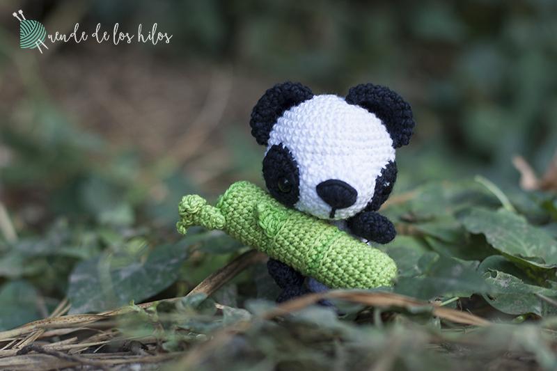 Panda Amigurumi – Amigurumi Duende de los Hilos