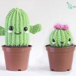 CAL Cactus – ¡Patrón cactus amigurumi GRATIS!