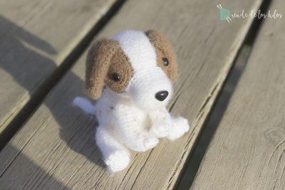 Hots, perrito amigurumi personalizado