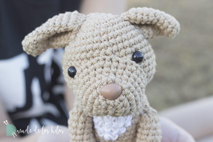 Husky Crochet Pattern, Crochet Siberian Husky Pattern, Crochet Dog ... | 580x870