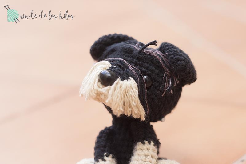 PROJECT #027: AMIGURUMI DOG WITH DIY FUR   533x800