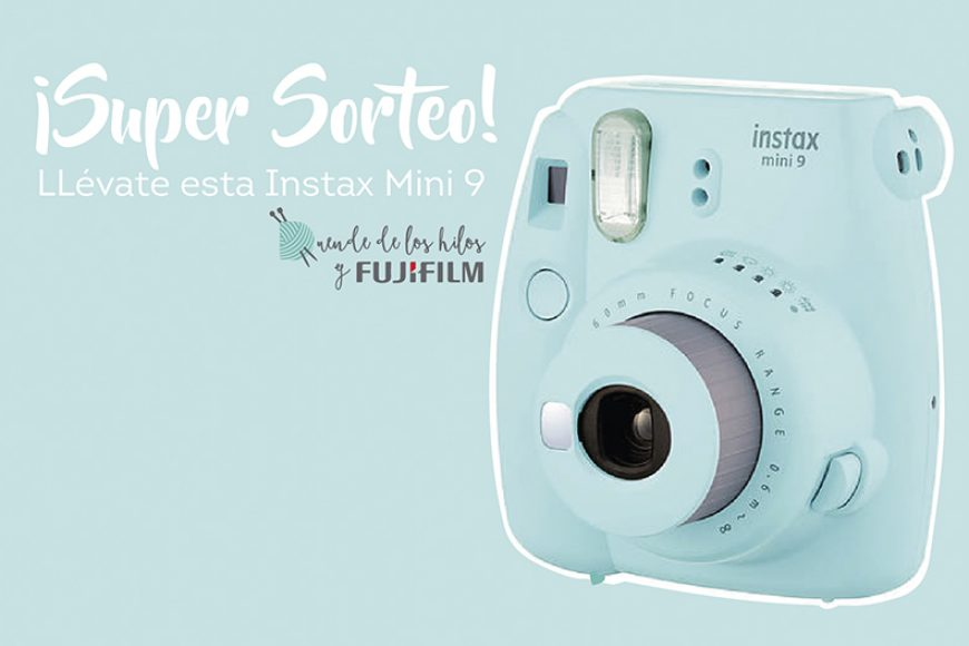 Review Instax Mini90, Unboxing + ¡Super Sorteo! ¡Gana una Instax mini 9!