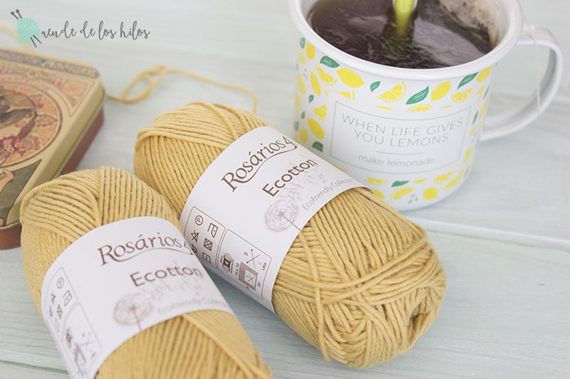Materiales: Rosarios Cotton, algodón ecológico. – Amigurumi Duende ...
