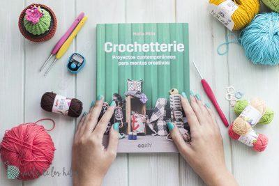 Review: Crochetterie. Molla Mills. Editorial GGDIY