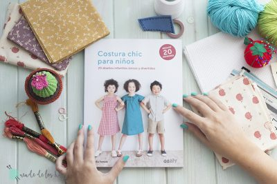 Review GGDIY: Costura chic para niños