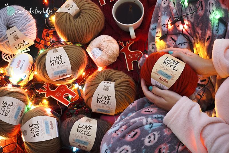 ¡Sorteo con Katia! ¡Love Wool y a tejer amigurumis gigantes!