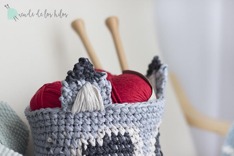CAL #Chemapache – ¡Aprende Tapestry con tu cesta a crochet ...
