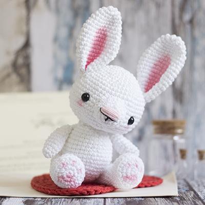 Sonajero conejo - Comprar en Amigurris | 400x400