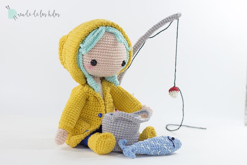 Dori, la muñeca pescadora