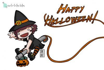 ¡Feliz Halloween!