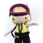 Patrón ¡Tu muñeca buceadora! – CAL #Duendebuceadora