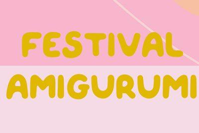 ¡Festival Amigurumi! ¡Tu pack de patrones de amigurumi!
